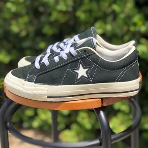 Vintage Converse One Star Made in USA Sneakers
